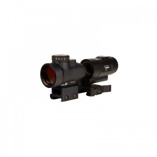 Trijicon MRO® HD 1x25 Red Dot Sight with 3x Magnifier